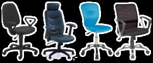 krzesła obrotowe BRW