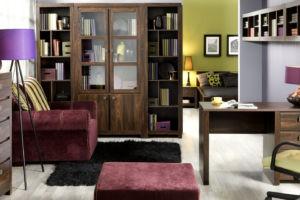 domowy gabinet Indigo - Forte